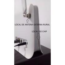 Antena Externa P/ Roteador 3g/4g Zte Huawei D-link Em Geral!