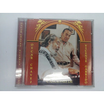 Oscar Chavez (cd) - Canciones De Vicente Garrido
