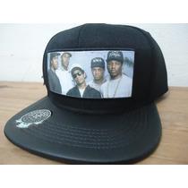 Boné Chronic Nwa Compton Eazy E Dr Dre Ice Preto Original