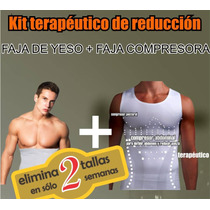 Faja De Yesoterapia + Faja Compresora