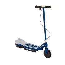 Scooter Eléctrico Razor E90 Color Azul Y Naranja