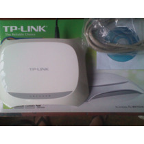 Router Inalámbrico Tp-link Tl-wr720n -150mbps Wifi 2.4ghz