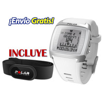 Reloj Polar Ft60 Pulsometro Frecuencia Cardiaca Fc Hert Rate