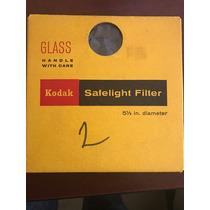 Filtro Amarillo Para Cuarto Obscuro Kodak Serie Oc