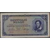 Hungria 1.000.000 Pengo 16 Nov 1945 P122