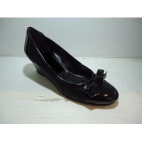 Zapato Clásico Mujer Taco Chino Fiesta Vestir Oficina A405