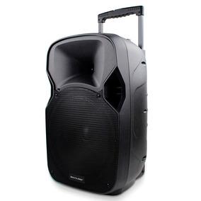 Caixa Amplificada Multilaser 150w Rms Mp3/sd/usb/aux Sp200