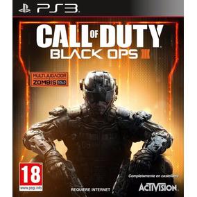 Call Of Duty Black Ops 3 - Cod Bo3 - Ps3 - Envío Inmediato