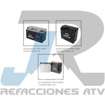 Bateria Acumulador Cuatrimoto Ytx5lbs
