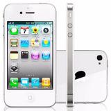 Iphone 4s 8gb Original Apple Branco 3g Desbloqueado Vitrine