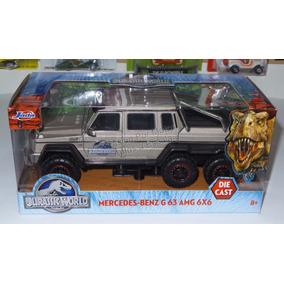 1:24 Mercedes Benz G63 Amg 6x6 Jurassic World Jada C Caja