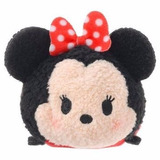 Peluche Minnie Mouse Tsum Tsum Mini, Original Disney Store!