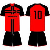 Jogo 12 Camisas 12 Calções Personalizado Futebol Dry Sport