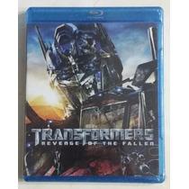 Bluray Transformers Revenge Of The Fallen Michael Bay Nuevo