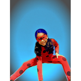 Fantasia Miraculous Aventuras Ladybug Joaninha Completa