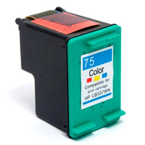 Cartucho Hp 75xl 20ml Colorido Color Compativel Novo