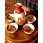 Juego De Porcelana Para Sake
