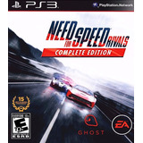 Need For Speed Ps3 Rivals Complete Edition Español Lgames