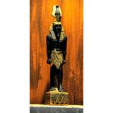Estátua De Hamsés Ii Pedra Calcária