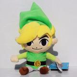 Zelda Nintendo Pelúcia Do Link 20cm Novidade! Pronta Entrega