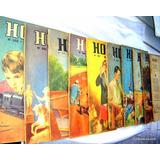 Revistas Hobby- -desde Año 1948 -lote Por 10unidades