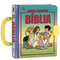 Bíblia Infantil Minha Primeira Biblia