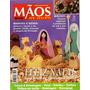 527 Rvt- 2001 Revista Mãos De Ouro- Nov 55- Madeira Gesso
