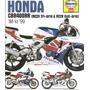 Manual De Taller Honda Cbr 400 1988-1999 Envio Gratis