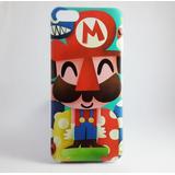Distintos Protectores Mario Bross Para Iphone 4 4s