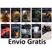 *** 10 Libros Halo Digital En Alta Calidad Garantizado ***