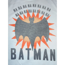 Batman Playera Dama Original Custom Logo Importada Hot Topic
