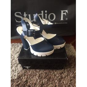 Zapatos Navy Studio F