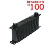 Radiador De Oleo Spa Turbo 285mm X 111mm X 50mm 270ml