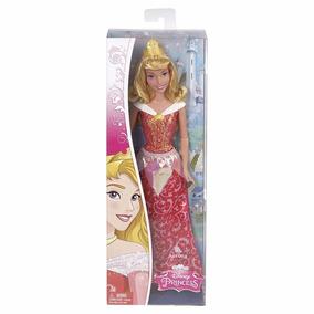 Aurora Bela Adormecida - Disney Princesas Brilho Magico