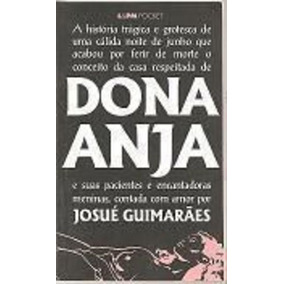 Novela dona anja outros no mercado livre brasil livro dona anja josu guimares edio 2007 fandeluxe Image collections