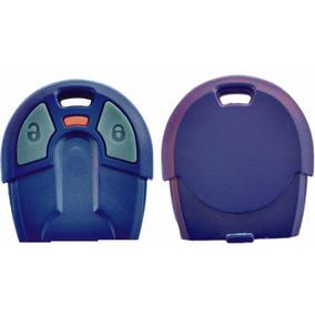 Controle Completo Alarme Original Fiat Azul Positron 293