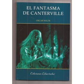 El Fantasma De Canterville Oscar Wilde Libro Nuevo