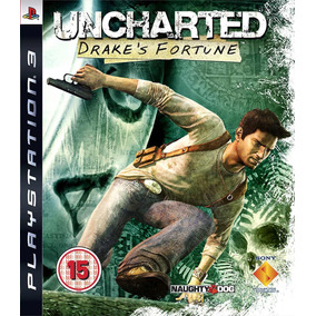 Uncharted 1 Drakes Fortune Ps3 || Stock Ya! || Falkor!