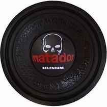 Alto Falante Jbl Selenium 15 Sw10a Dvc 4+4 1200w Max Matador