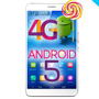Tablet 7 4g Lte Android 5.1 Wifi Gps Satelital Liberada Sim