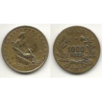 Moeda 1000 Réis De 1927