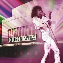 Cd Queen A Night At The Odeon - 2015