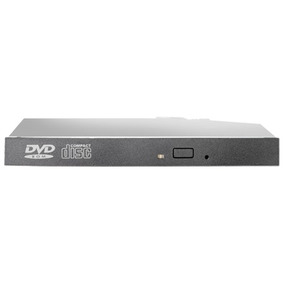 Unidad Óptica Hp Slim 8x Sata Supermulti Dvd+rw Interna