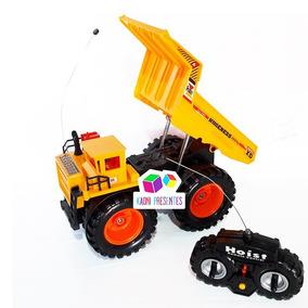 Caminhão Controle Remoto Dump Truck 7 Funções Frete Grátis