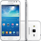 Smartphone Samsung Galaxy S3 Slim G3812 Branco 5mp 8gb Novo