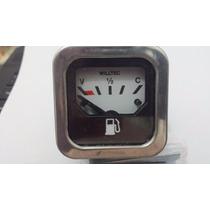 Bóia Elétrica + Indicador De Combustível Quadrado P Fusca