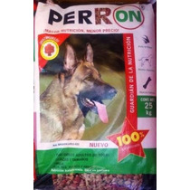 Croqueta Perron Adulto 18% Proteina C/vitaminas Y Minerales