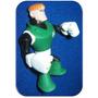 Mini Superheroes - Dc Comics Lote De 3 Linterna Verde