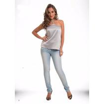 Roupas Femininas/ Calça Jeans Clara Skinny Handara