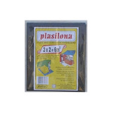 Lona Plástica Preta 3x2m Plasilona - Plasitap